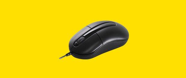 Mouse Óptico – MS608
