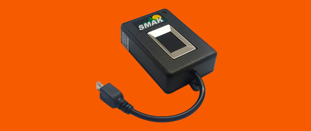 Biocell – Leitor biométrico para celular e tablets