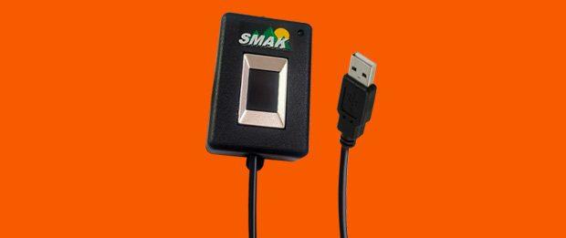 Leitor biométrico USB