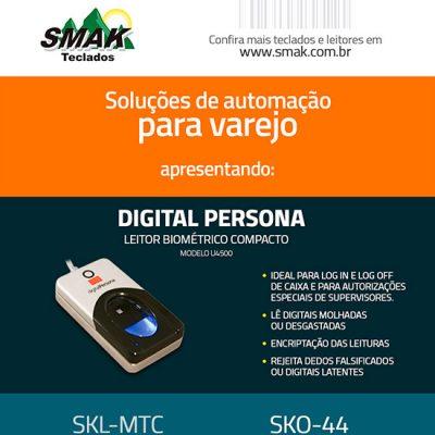 Digital persona, SKL MTC Unidirecional e SKO 44