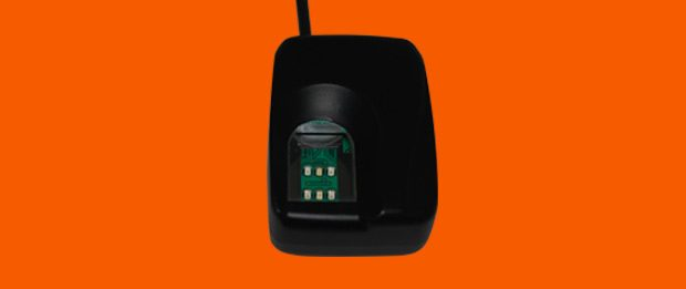 Leitor biométrico Futronic – FS 80