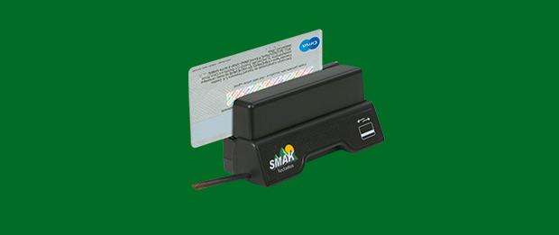 Leitor de Cartão Magnético SMAK SKL-123