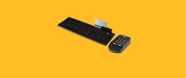 Teclado 107 Teclas – SKA-291 LCM + PIN (SKO-12)