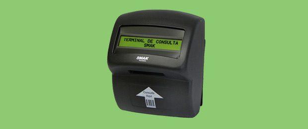 Terminal de consulta – SKL MTC Unidirecional