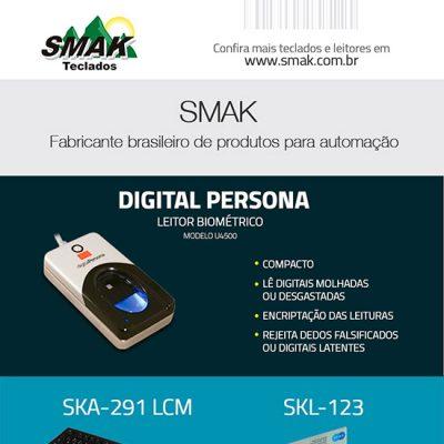 Digital Persona, SKL 291 e SKL 123