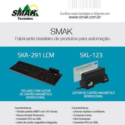 SKA 291 LCM e SKL 123
