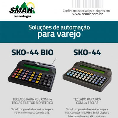 SKO-44 e verificadores de preço