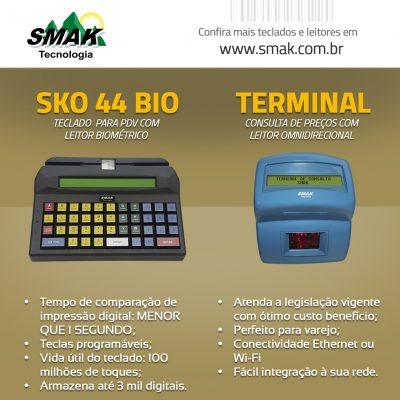 SKO-44 Bio e SKL-MTC Omnidirecional