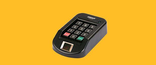 Teclado de 12 Teclas com Biometria – SKO-12 BIO